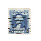 Washington postage stamp 1932 Stock Image