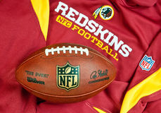 Washington redskins Royalty Free Stock Image