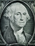 Washington's Face Stock Photo