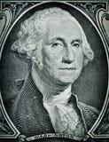 Washington's Face Stock Photo