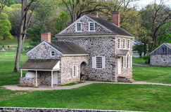 Washington's Headquarters at Valley Forge Royalty Free Stock Photography
