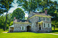 Washington`s Headquarters at Valley Forge royalty free stock image