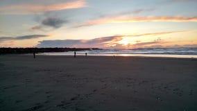 Washington-Sonnenuntergänge Lizenzfreie Stockfotografie