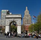 Washington Square. New York City Washington Square Royalty Free Stock Photo