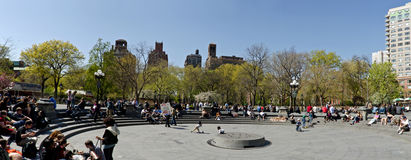 Washington Square Stock Image
