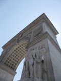 Washington Square Arch Stock Image