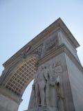 Washington Square Arch Stock Image