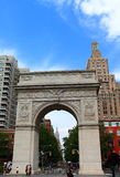 Washington Square New York Stock Photography