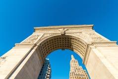 Washington Square, New York City Royalty Free Stock Photo