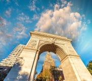 Washington Square, New York City Royalty Free Stock Photography