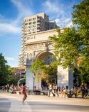 Washington Square Park Fotos de Stock