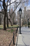 Washington Square Park Royalty Free Stock Photo