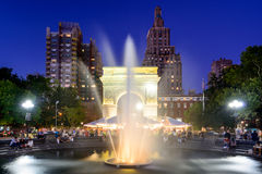 Washington Square Park Stock Photos