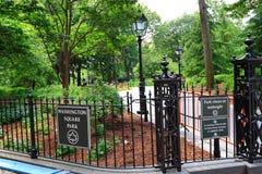 Washington Square Park New York Royalty Free Stock Photography