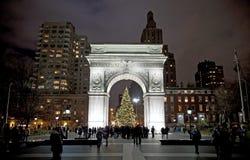 Washington Square Park royalty free stock image