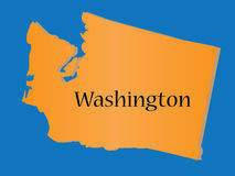 Washington State Royalty Free Stock Photo