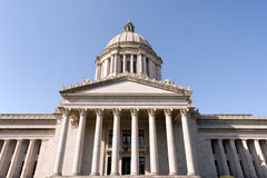 Washington state capitol Royalty Free Stock Photography