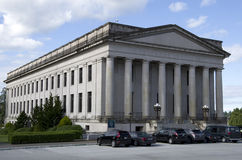 Washington State Capitol campus building. Insurance Building in Olympia is the home of the government of the state of Washington Royalty Free Stock Photography