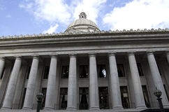 Washington State Capitol. Legislative Building in Olympia is the home of the government of the state of Washington Stock Photo