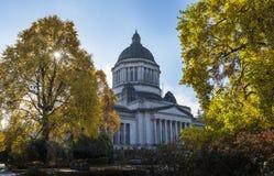 Washington State Capitol nella caduta Fotografia Stock Libera da Diritti