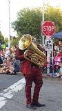 Washington State diversity band Stock Photo