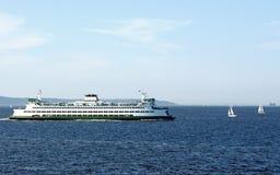 Washington State Ferry royalty free stock image