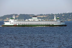 Washington State Ferry Stock Photography