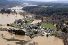 Washington State Flood Stock Photos