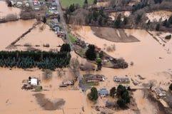 Washington State Flood Stock Photography