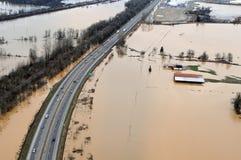 Washington State Flood Stock Images