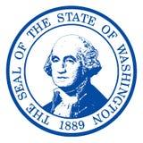 Washington State Seal illustration libre de droits