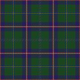 Washington State Tartan. Seamless pattern for fabric, kilts, skirts, plaids. Frequent, small weaving. Washington State Tartan. Seamless pattern of a pattern for royalty free illustration