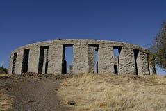 WASHINGTON  STATE/USA _depilcate stonehenge Royalty Free Stock Photo
