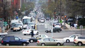 Washington Traffic stock video