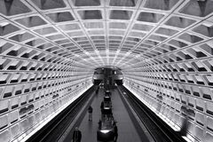Washington Train Station Fotografia Stock