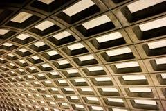 Washington-U-Bahn lizenzfreies stockbild