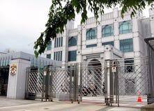 Washington UAE embassy 2007 royalty free stock images