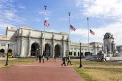 Washington Union Station lizenzfreie stockbilder