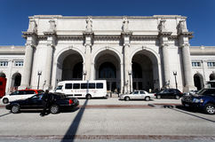 Washington Union Station Royalty Free Stock Photos