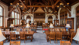 Washington University Law Library Royalty Free Stock Photography