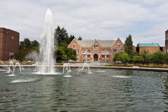 Washington University Seattle Stock Image