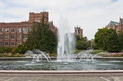 Washington University Seattle Royalty Free Stock Photo