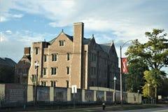 Washington University, St Louis Missouri royalty-vrije stock foto