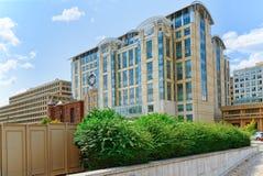 Washington USA, register av Wills-testamentsbevakning uppdelning 515 5th St NW Royaltyfri Foto