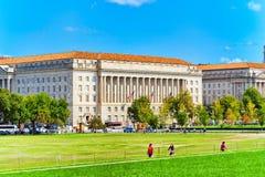 Washington, USA, U S Handelsministerium Lizenzfreies Stockfoto