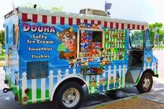 Free Washington, USA, Wagon With Soft Drinks And Ice Cream On The Street In Washington. Stock Photos - 120471333