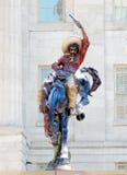 Washington Vaquero statue 2007 Royalty Free Stock Photo