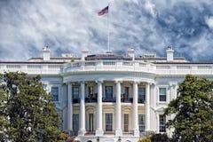 Washington White House on sunny day Stock Photography