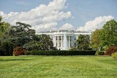 Washington White House on sunny day Stock Image