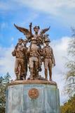 Washington Winged Victory Monument photos libres de droits